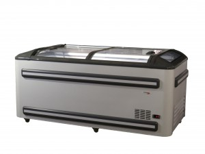 Island Freezer 788L