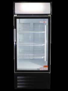 Single Door Beverage Cooler 265L