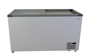 Display Freezer 520L
